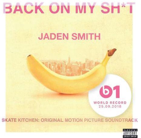 Jaden Smith BACK ON MY SHIT