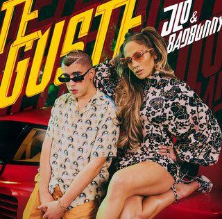 Jennifer Lopez x Bad Bunny Te Guste