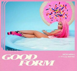 Nicki Minaj – Good Form (Remix) Ft. Lil Wayne