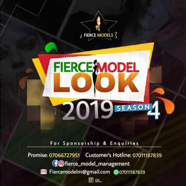 About Fierce model look 2019