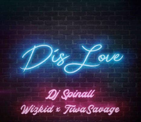 DJ Spinall Dis Love Lyrics