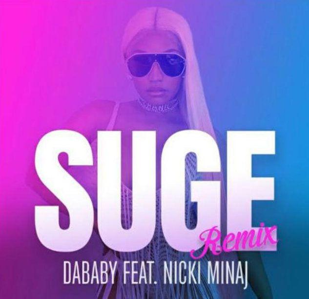 Nicki Minaj Suge (DaBaby Remix) mp3 download