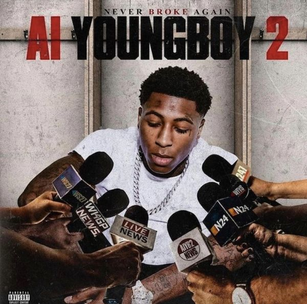 Youngboy Never Broke Again Hit No. 1 On The Billboard 200 Chart