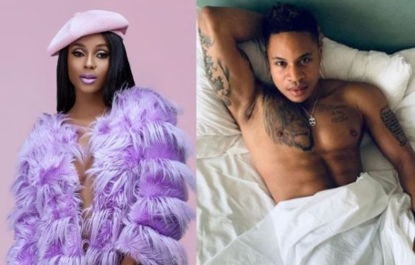 Singer, Vanessa Mdee Confirms She Is A Relationship Power Star, Rotimi