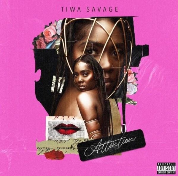 Tiwa Savage Attention mp3