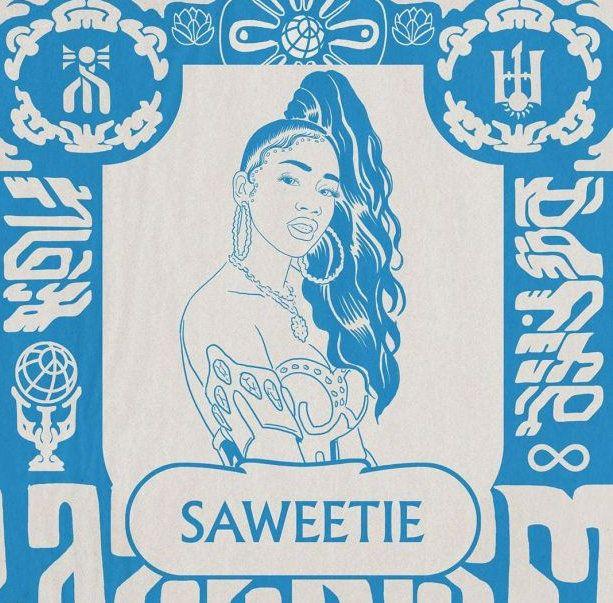 Saweetie – Sway With Me ft. Galxara