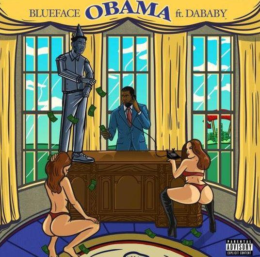 Blueface Obama
