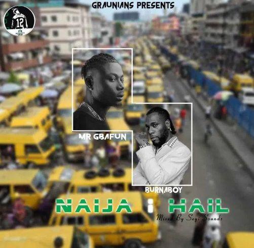 Mr Gbafun Naija I Hail mp3
