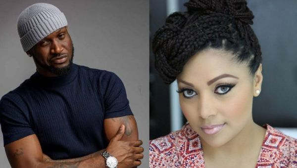 """""""I met my wife 18 years ago, I was a gold digger """" - Peter Okoye"""