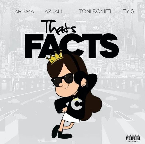 DJ Carisma & Ty Dolla $ign That's Facts mp3
