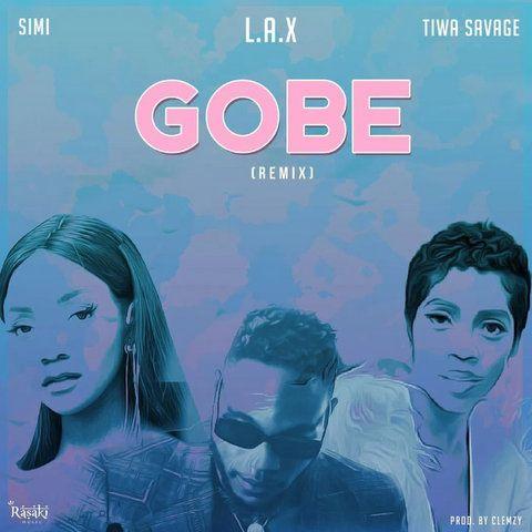 L.A.X Gobe (Remix) ft. Tiwa Savage, Simi
