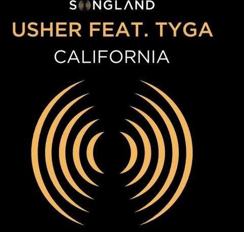 Usher California mp3