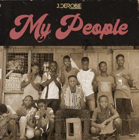 J.Derobie My People mp3