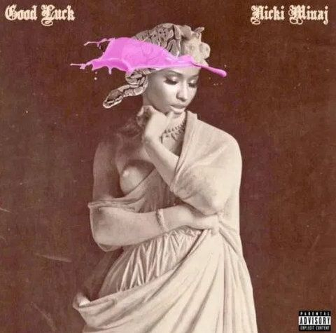 Nicki Minaj Good Luck mp3