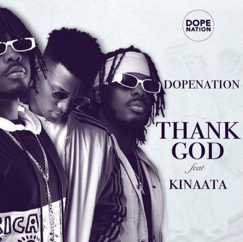 DopeNation Thank God mp3