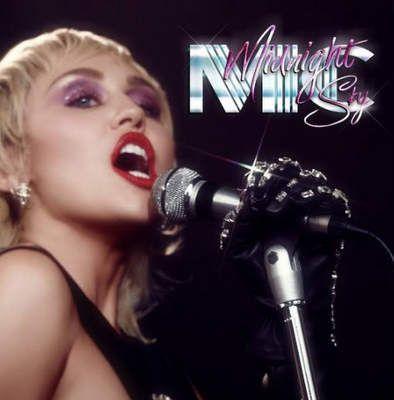 Miley Cyrus Midnight Sky mp3