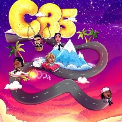 ALBUM: French Montana – CB5