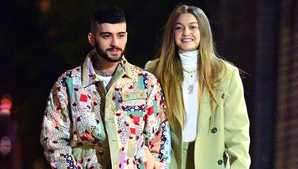 """""""Thank you for making me a mamma to the best girl"""" Gigi Hadid Shares Adorable Birthday Message To Zayn Malik"""