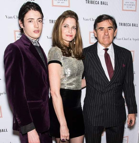 Son of billionaire and supermodel, Harry Brant dies at the age of 24 from an accidental overdose