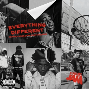 Culture Jam, YoungBoy Never Broke Again and Rod Wave – Everything Different