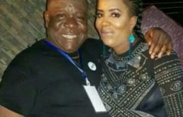 Nigerian actor, Mr Ibu, and wife celebrate 11th wedding anniversary