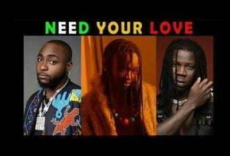 Ayanfe Need Your Love mp3