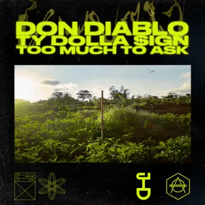 Don Diablo Too Much to Ask mp3