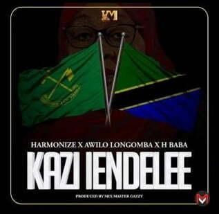 Harmonize Tuvushe mp3