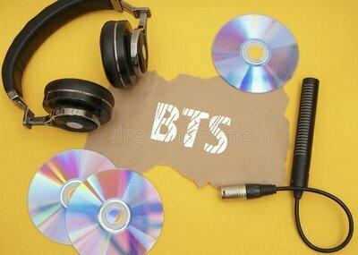 BTS Permission to Dance mp3