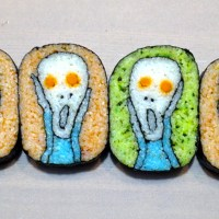 25 Cute Sushi & Rice Art Creations
