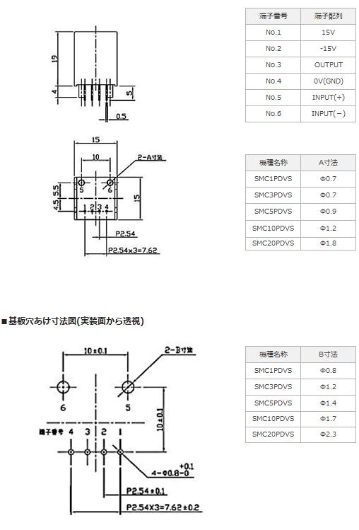 SMCPDVS(1-20A)_module