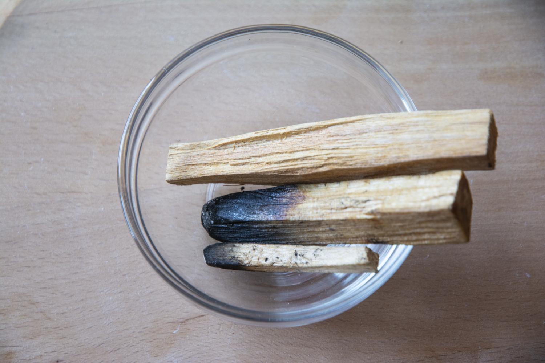Palo santo (Bursera graveolens)