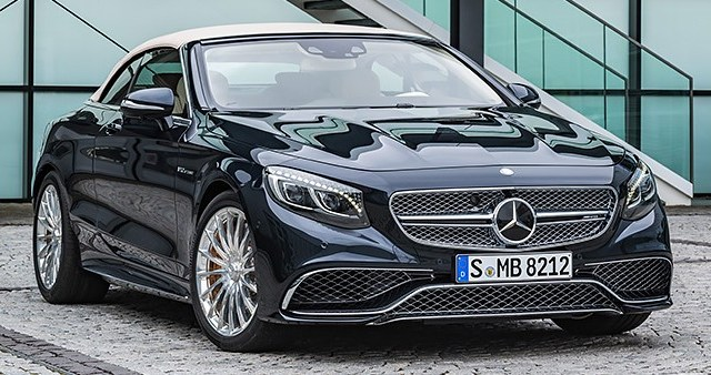 Mercedes S 65 Cabriolet 2016