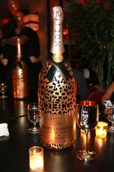 Nigeria's Champagne Consumption