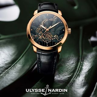 Ulysse Nardin Year of the Monkey Classico Watch