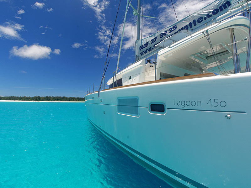 Photo Credit: Lagoon Mozambique Yacht Charter