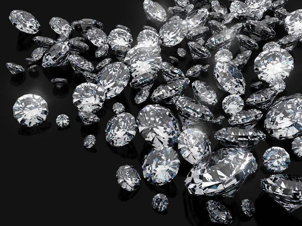 Diamonds black - luxafrique