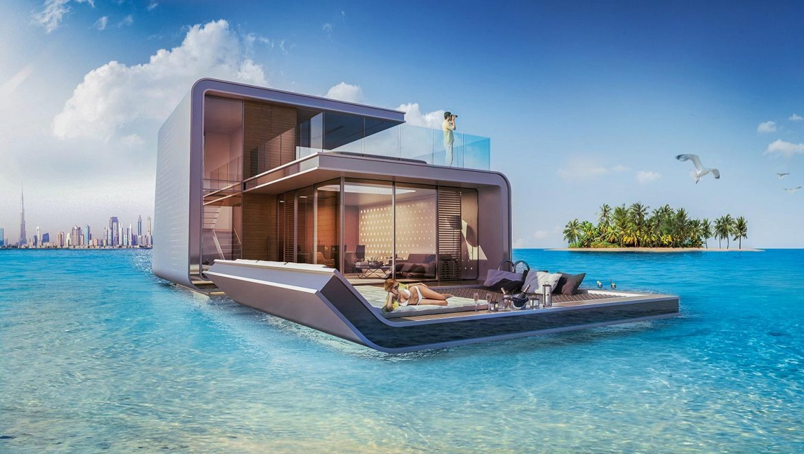 Courtesy Kleindienst Group Plans for the villas were first released last year—and now a prototype has been built.