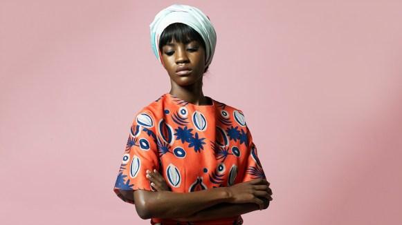 Italy's Afro Asian Fashion Movement - Sindiso Khumalo
