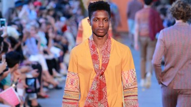 Italy's Afro Asian Fashion Movement - Angela Missoni
