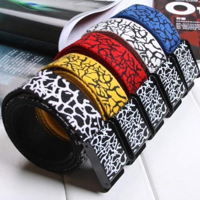 belts colours