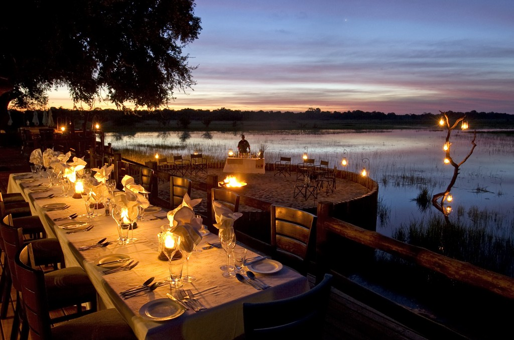 Botswana Sanctuary Chief's Camp