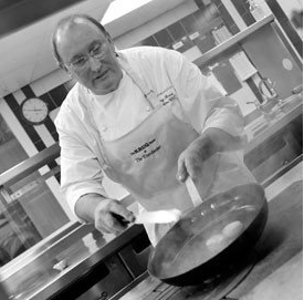 Masterclass with the Master Chef at The Dorchester Hotel
