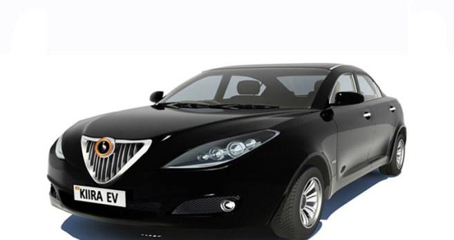 Kiira Motors hybrid