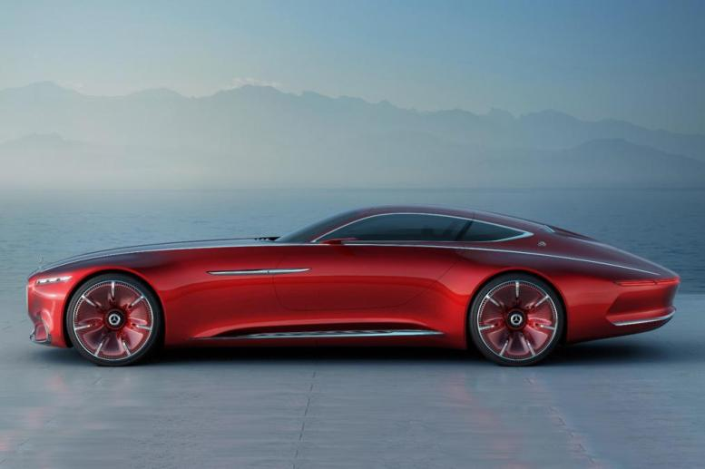 luxafrique, mercedes maybach, luxury cars,future cars