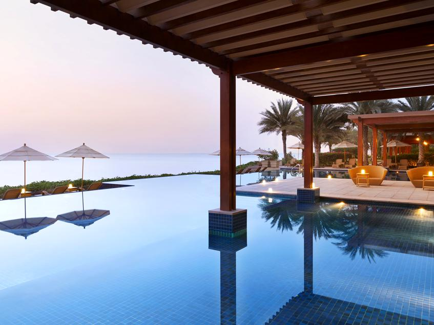 luxury spa africa