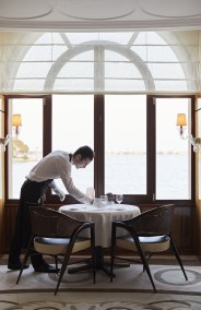 Fine Dining At Cip's Club, Belmond Hotel Cipriani, Venice, Italy