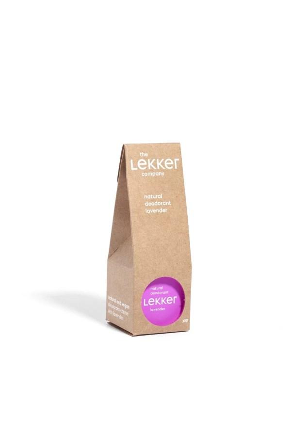 The Lekker Company | Déodorant à la lavande | 30 ml 2
