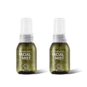 Pack Brumes Faciales Rose et Neroli | Beaudiani - 2 x 30 ml