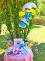 #firstbirthday #dogumgunu #animaltheme #smurfs
